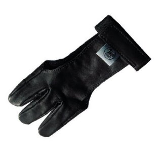 Handschuh TS-BLACK Leder RH LH